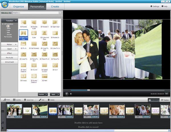 casamento slideshow criador
