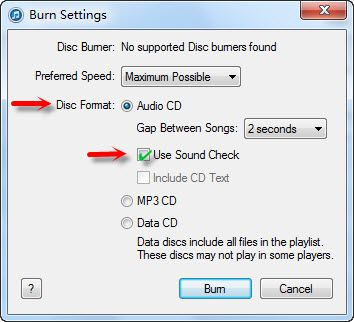 gravar Spotify em CD