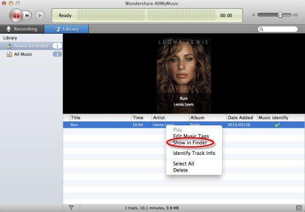 gravar música Spotify em CD