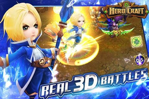Hero Craft Z