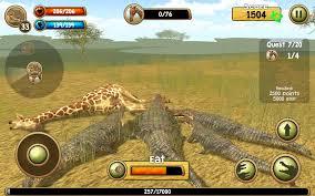 Crocodile Simulator 3D