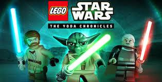 Lego Star Wars Yoda ll