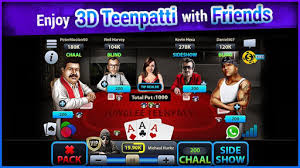 Teen Patti Android Casino Game