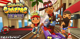 Subway Surfers Arcade Game