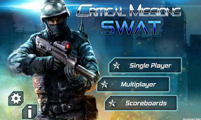 Critical Missions SWAT