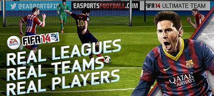 FIFA 14 da EA Sports