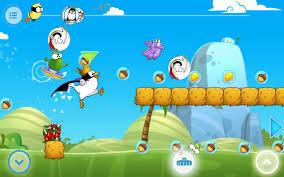 Ninja Chicken Race