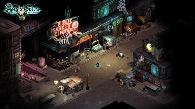 Shadowrun Returns e Shadowrun Dragonfall