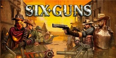 Six Guns-Gang Showdown