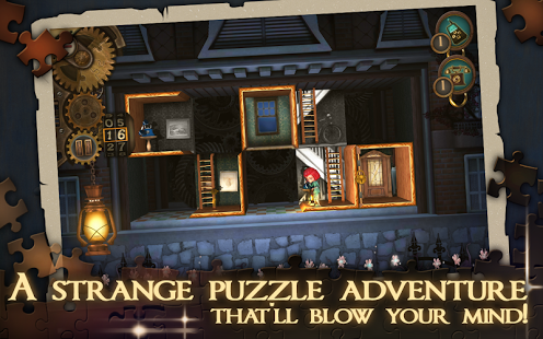 The Mansion (Puzzles em Divisões)