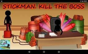 Stickman Boss Killer