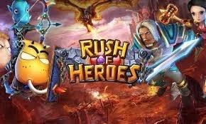 Rush of Heroes
