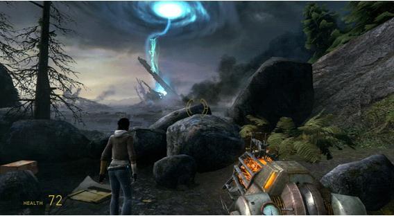 Portal and Half Life 2