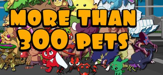 Terapets 1 Smash Pets Monsters