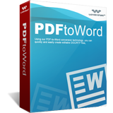 Wondershare PDF to Word Converter (portuguese)