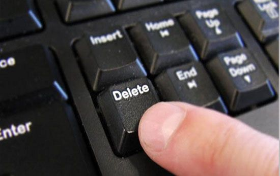 Como excluir arquivos corrompidos permanentemente do seu computador