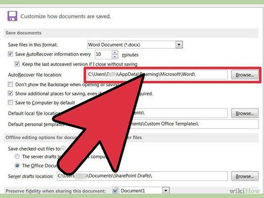 5 Formas Que Provavelmente Podem Salvar Seu Trabalho Recuperando Documentos do Word Excluídos