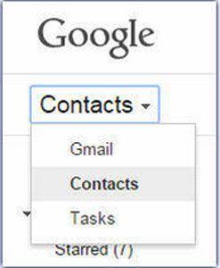 Recuperar Contatos Excluídos do Gmail/Outlook/Android/iPhone