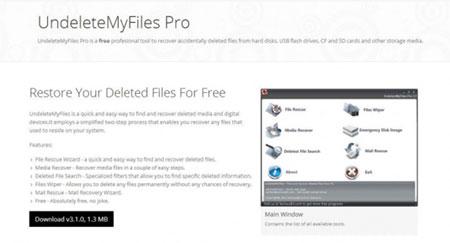 Top 5 Ferramentas para Desfazer Exclusões para Windows/Mac