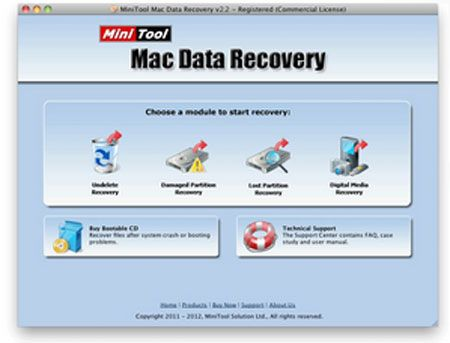 Top 10 de alternativas ao NTFS Undelete para Windows e Mac