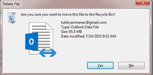 O melhor guia para excluir arquivos .ost