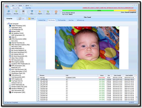 alternativas para o Undelete Plus no Windows e Mac