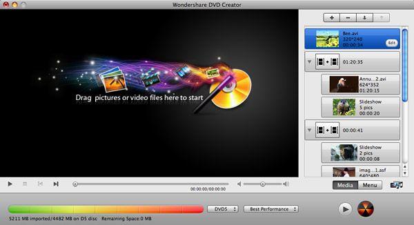 DVD Maker for Mac