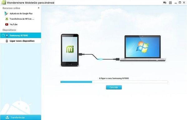 android backup aplicativo