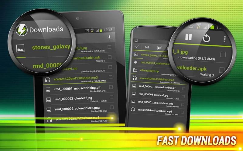 gerenciador download android