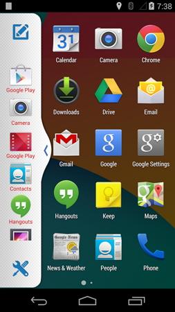 Gerenciador Janelas Android
