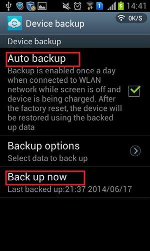 samsung auto backup5