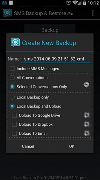 sms backup restore tool