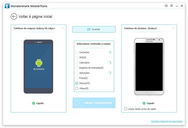 Como Transferir Dados do HTC para Android