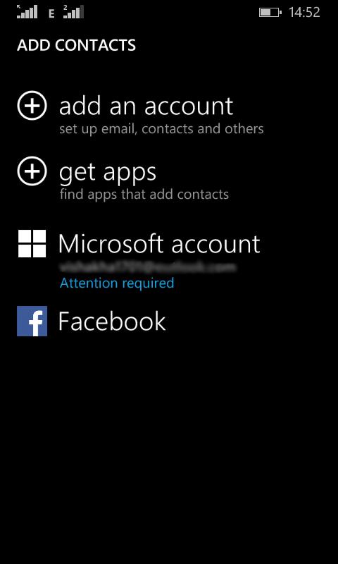 Como Transferir Contatos do Nokia Lumia para um iPhone