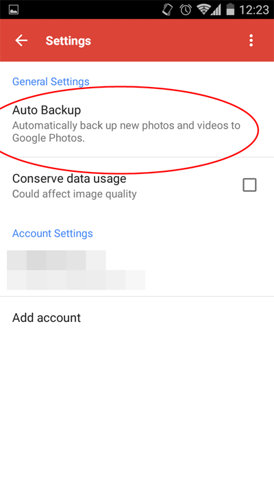 Como Transferir Dados do Google Nexus para Android
