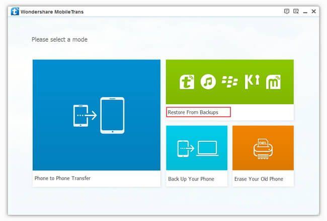 transferir dados de um Blackberry para um celular Samsung