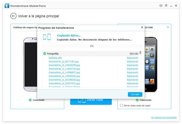 Como Transferir Dados do Google Nexus para Dipositivos iOS