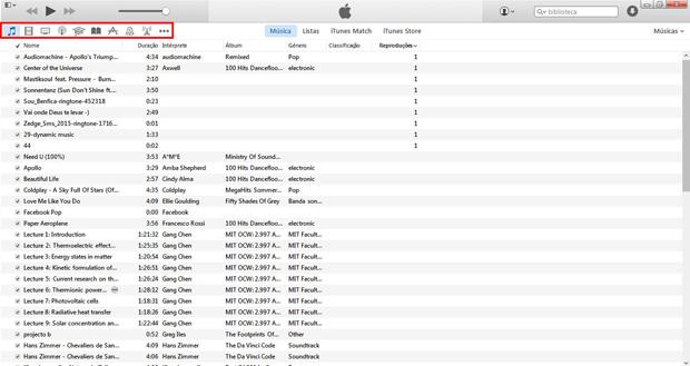 Eliminar Arquivos Duplicados no iTunes