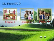 Free Vacation Themed DVD Menu Background Templates