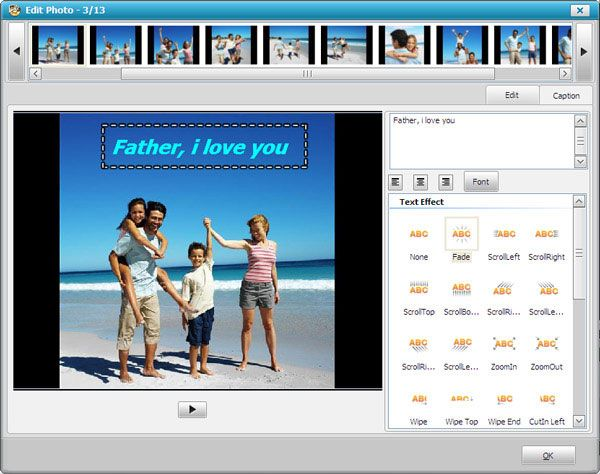 father's day slideshow