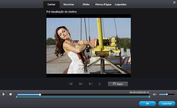 VOB para DVD Mac