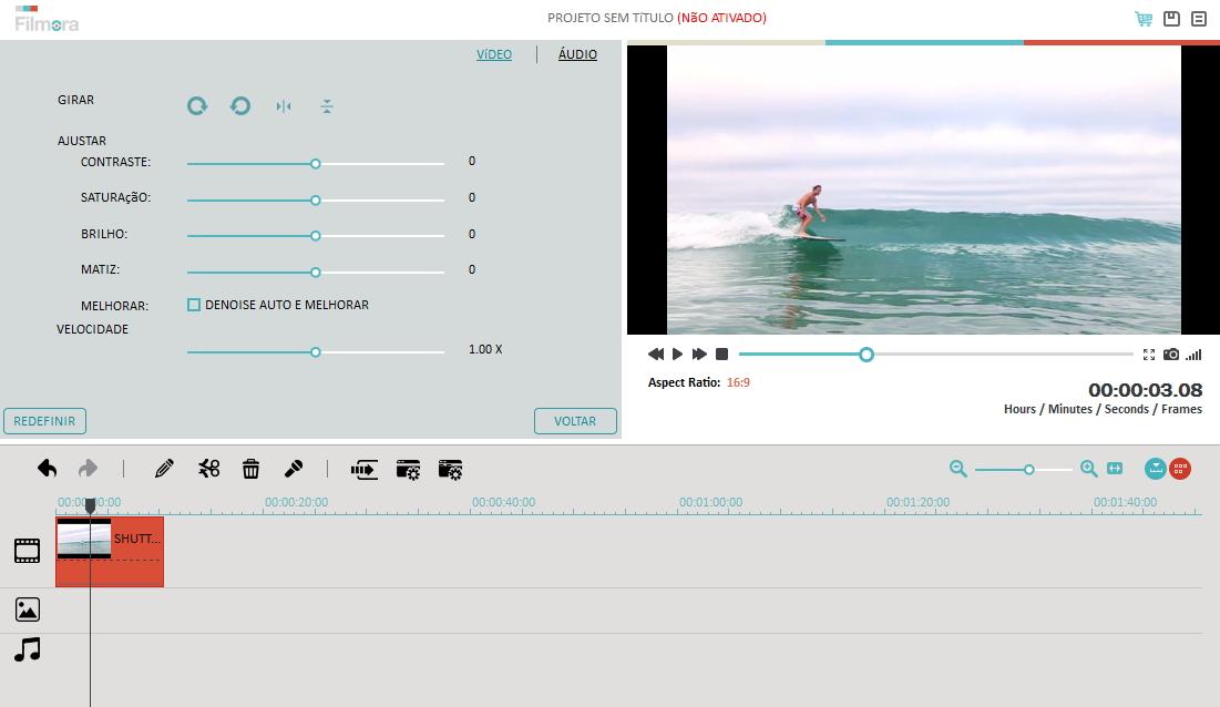 editar vídeo divx