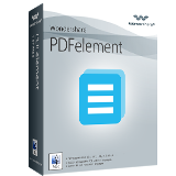 Wondershare PDFelement para Mac (Portuguese)