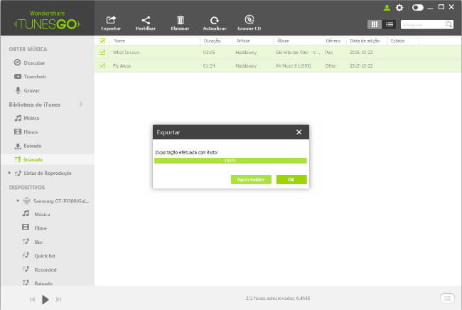 Gravar Música Do Spotify/Streaming para PC/Mac