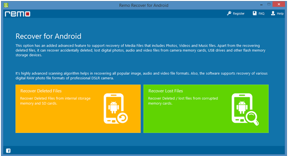 remo recover android
