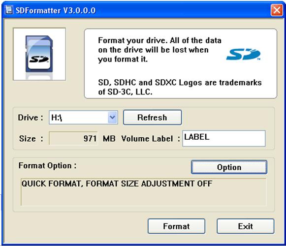 recuperar dados e reparar cartões micro SD danificados