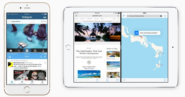 Apple terminou na beta do iOS 9