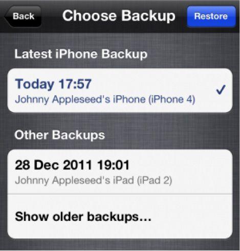 Transferir Dados de um Novo iPhone