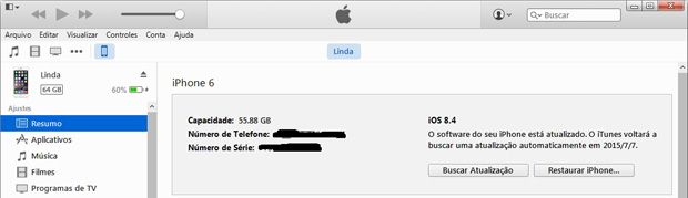 Recuperar Dados de Dispositivos iOS 9