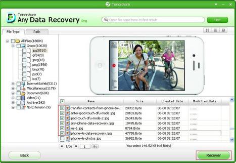 10 Melhores Softwares de Recuperação de Dados no iOS